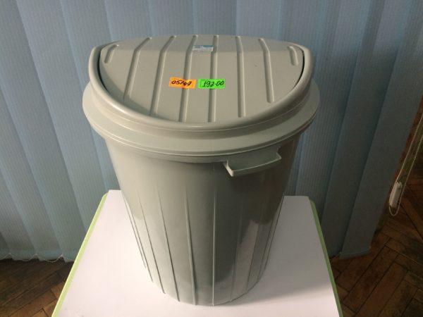 Бак для сміття з обертаючою кришкою (70 л.)