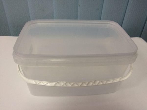 Контейнер для засолки з кришкою прямокутний (5 л.)