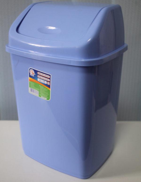 Відро для сміття з обертаючою кришкою