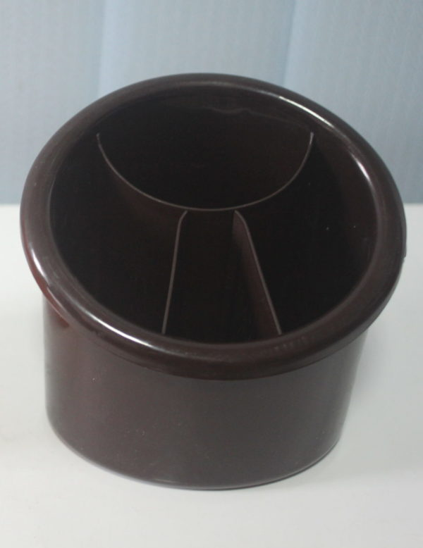 Сушка-пеньок для столових приборів овальна