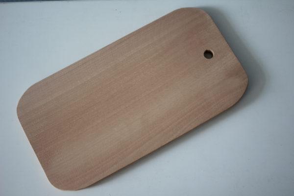 Дошка для нарізки дерев'яна