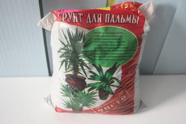 Грунт для пальми (5 л.)