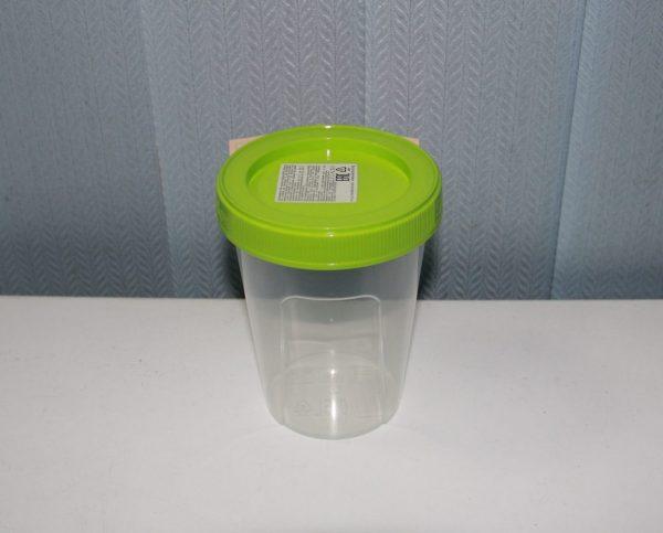 "Контейнер круглий ""Smart Box"" (0,5 л.)"